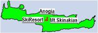 Anogia- Mount Skinakas- Nida- Ski Resort- Anogia
