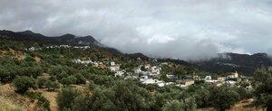 Rainshowers at Amiras