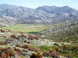 Nida Plateau And Psiloritis Mountain © nick / bikingcrete.com