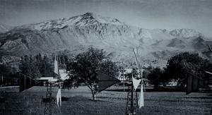 Cold Night At The Lassithi Plateau With Dikti Mountains - © nick / bikingcrete.com
